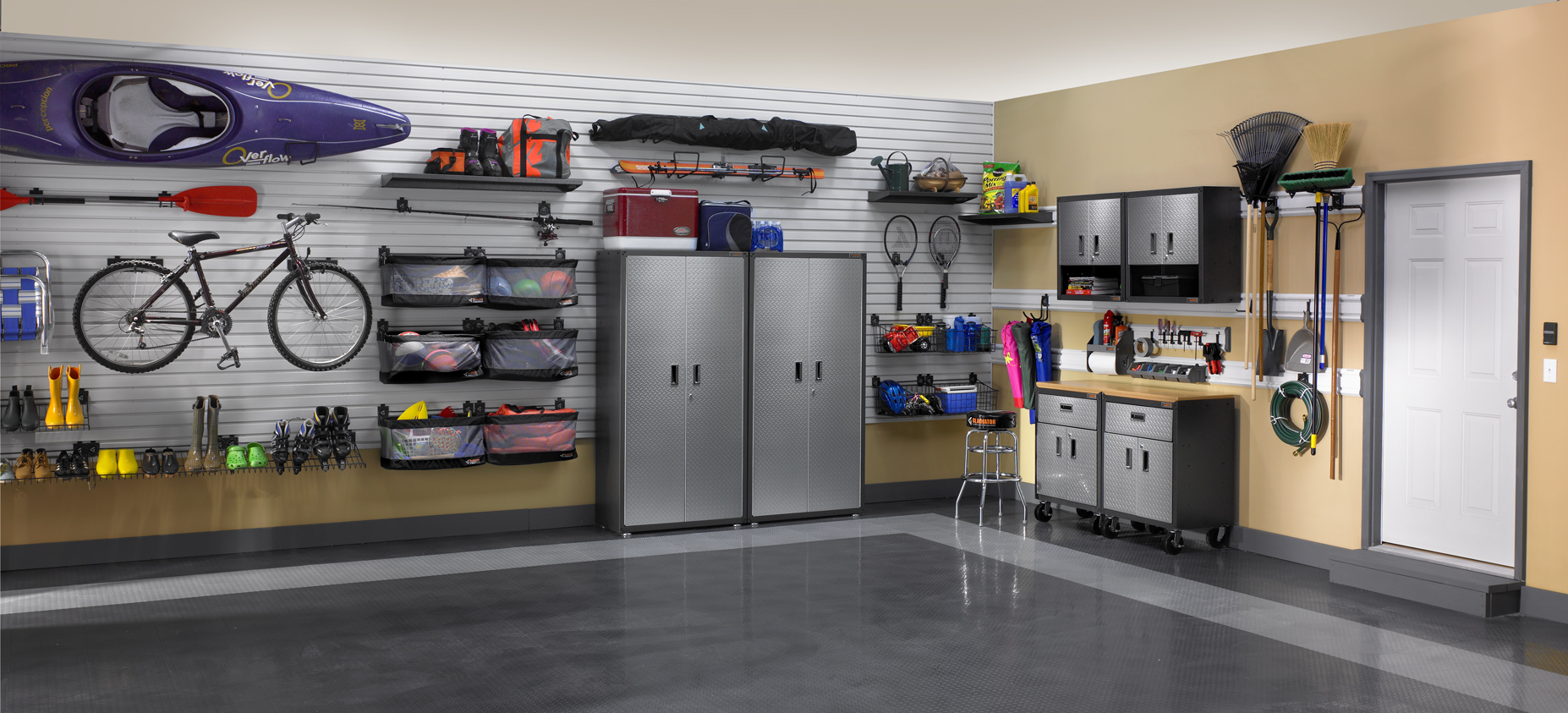 garage cabinets and garage organizationgarage revolution