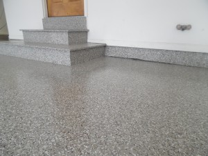 garage floor coating Omaha
