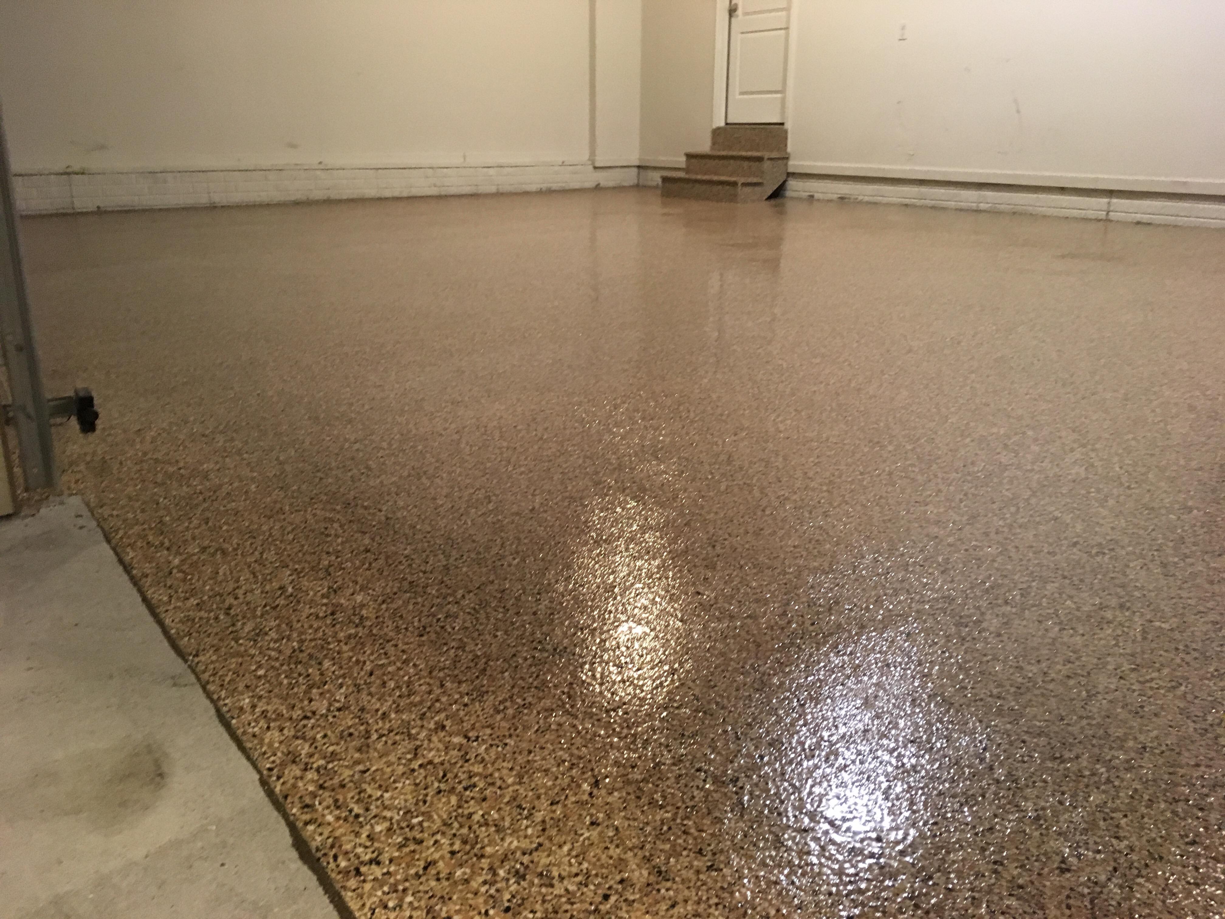 garage Floor Coating Quote 28 Images Garage Costs Breaking Up The Spend